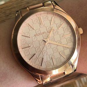 Brand New- Slim Runway Michael Kors Watch